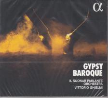 GYPSY BAROQUE,CD