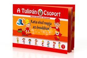 Szabó Ágnes - A Tulipán Csoport - Kata első napja az óvodában
