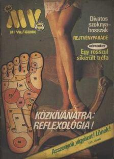 KULCSÁR ÖDÖN - Mi Világunk 1985/2. szám [antikvár]