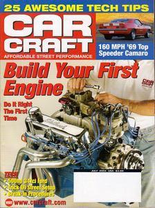 Jeff Smith - Car Craft 2004 July [antikvár]