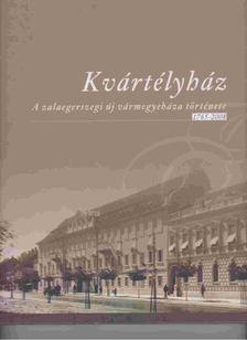 Molnár András - Kvártélyház [antikvár]