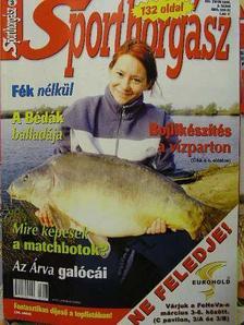 Sporthorgász 1993-2005. (vegyes számok, 10 db) [antikvár]