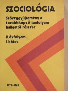 A. G. Zdravomiszlov - Szociológia II./I. [antikvár]