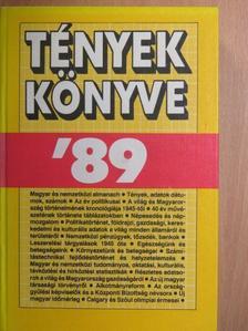 Ambrózy Pál - Tények könyve '89 [antikvár]