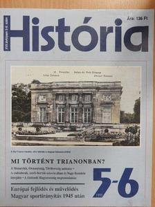 Ádám Magda - História 1995/5-6. [antikvár]