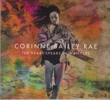 THE HEART SPEAKS IN WHISPERS CD CORINNE BAILEY RAE