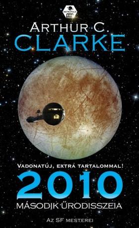 Arthur C. Clarke - 2010. Második űrodisszeia [eKönyv: epub, mobi]