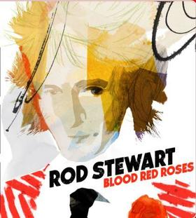 ROD STEWART - BLOOD RED ROSES - CD