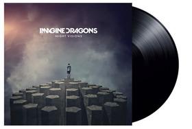 IMAGINE DRAGONS - NIGHT VISIONS LP IMAGINE DRAGONS