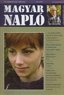Oláh János - Magyar Napló 2008. július [antikvár]