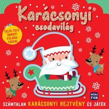 Karácsonyi csodavilág - foglalkoztatókönyv