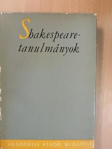 Báti László - Shakespeare-tanulmányok [antikvár]
