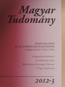 Boér Hunor - Magyar Tudomány 2012/3. [antikvár]