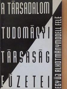 Bence György - Egy új alkotmánymodell felé [antikvár]