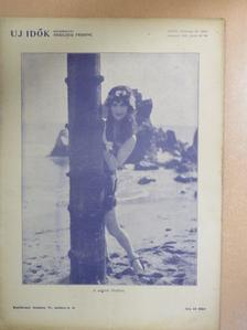 Cholnoky Jenő - Uj Idők 1928. június 24. [antikvár]