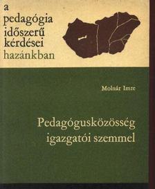 Molnár Imre - Pedagógusközösség igazgatói szemmel [antikvár]