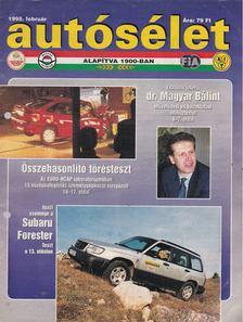 Fehér György - Autósélet 1998. február [antikvár]