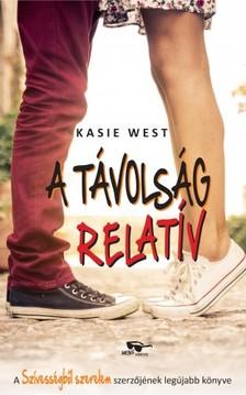 Kasie West - A távolság relatív [eKönyv: epub, mobi]