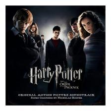 HARRY POTTER - AND THE ORDER OF THE FHOENIX - CD -