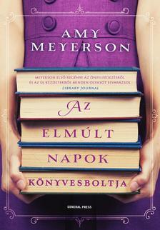 Amy Meyerson - Az elmúlt napok könyvesboltja