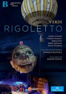 Verdi - RIGOLETTO DVD MAZZOLA