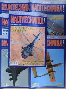 Babos László - Haditechnika 2009/1-6. [antikvár]