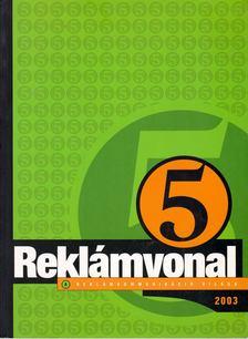 Simon Attila - Reklámvonal 5. [antikvár]