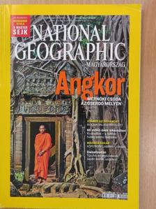 George Johnson - National Geographic Magyarország 2009. november [antikvár]