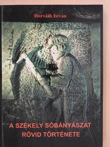 Horváth István - A székely sóbányászat rövid története [antikvár]