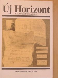 Ács Anna - Új Horizont 2004/3. [antikvár]