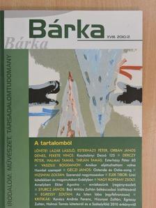Borcsa János - Bárka 2010/2. [antikvár]