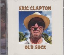 OLD SOCK CD ERIC CLAPTON