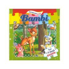 Szalay Könyvkiadó - Bambi - Szórakoztató puzzle