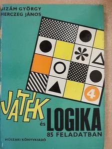 Bizám György - Játék és logika [antikvár]