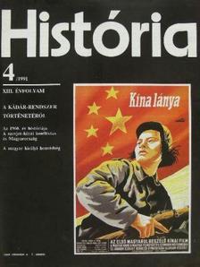F. Dózsa Katalin - História 1991/4. [antikvár]