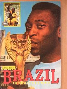 Dénes Tamás - Brazil futballszamba [antikvár]
