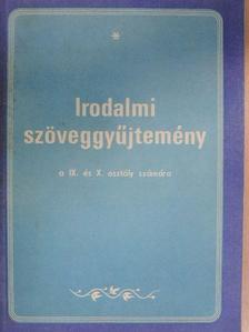 Ady Endre - Irodalmi szöveggyűjtemény a IX. és a X. osztály számára [antikvár]