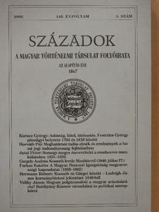 Farkas Katalin - Századok 2006/3. [antikvár]
