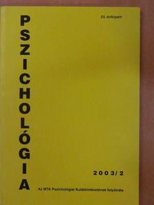 Alexandra Kozlova - Pszichológia 2003/2. [antikvár]