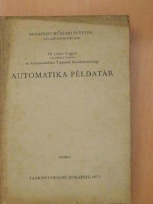 Barki Kálmán - Automatika példatár [antikvár]