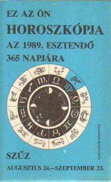 Szűz 1989. [antikvár]