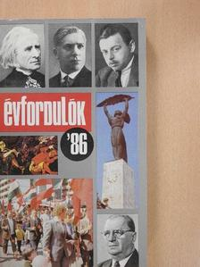 Gárdos Miklós - Évfordulók '86 [antikvár]