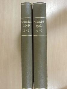 Bónis György - Századok 1969/1-6. I-II. [antikvár]