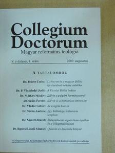 Dr. Békési Sándor - Collegium Doctorum 2009. augusztus [antikvár]