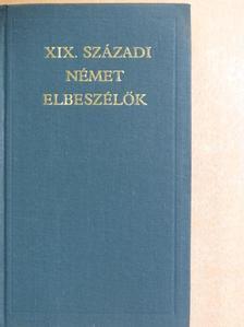 Adalbert von Chamisso - XIX. századi német elbeszélők [antikvár]