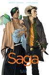 Brian K. Vaughan, Fiona Staples - SAGA - Első kötet
