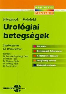 Romics Imre dr. - Urológiai betegségek [antikvár]