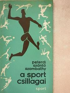 Peterdi Pál - A sport csillagai [antikvár]