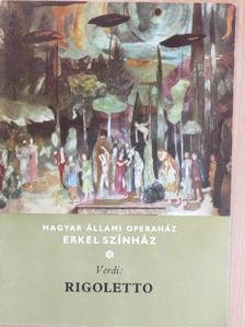 Várnai Péter - Verdi: Rigoletto [antikvár]