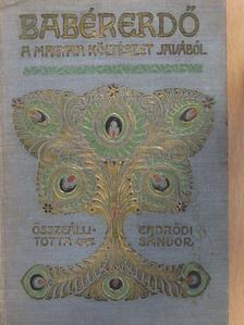 Bajza József - Babérerdő [antikvár]
